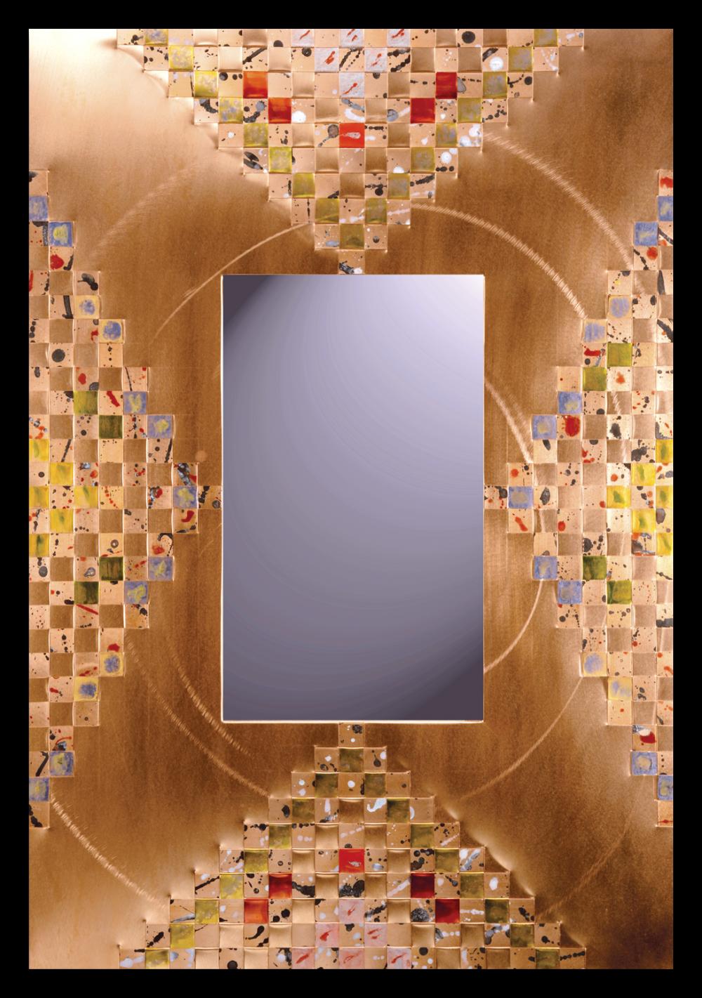 Arroyo Blanket | Tom & Jean Heffernan | Wall Art-Exposures International Gallery of Fine Art - Sedona AZ