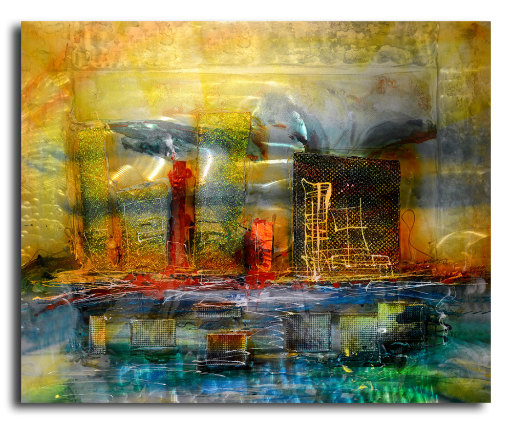 10 Before 2 | Lynn Demiurge | Wall Art-Exposures International Gallery of Fine Art - Sedona AZ