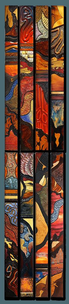 Frasca Halliday Vivid Imaginations Exposures International
