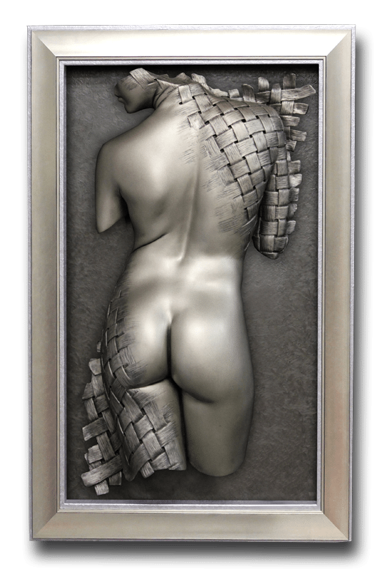 Unraveled   Keith Christopher   Wall Art-Exposures International Gallery of Fine Art - Sedona AZ