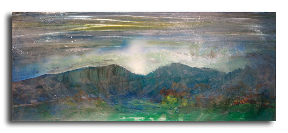 Silver Mist | Lynn Demiurge | Wall Art-Exposures International Gallery of Fine Art - Sedona AZ