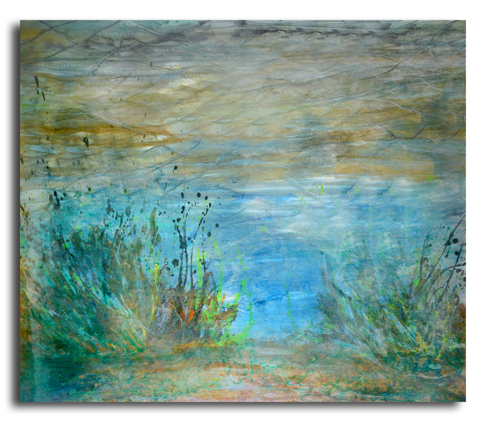 South Reef | Lynn Demiurge | Wall Art-Exposures International Gallery of Fine Art - Sedona AZ