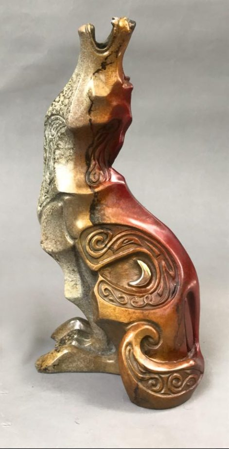 Night Song | John Maisano | Sculpture-Exposures International Gallery of Fine Art - Sedona AZ
