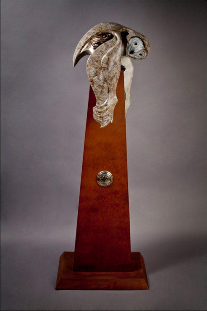 The Guardian Monument | John Maisano | Sculpture-Exposures International Gallery of Fine Art - Sedona AZ