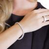 Bling By Wilkening Assher Silver Tennis Bracelet Exposures International
