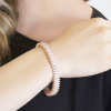 Bling By Wilkening Crox Rose Gold Bracelet Exposures International