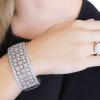 Bling By Wilkening Florance Silver Cuff Exposures International