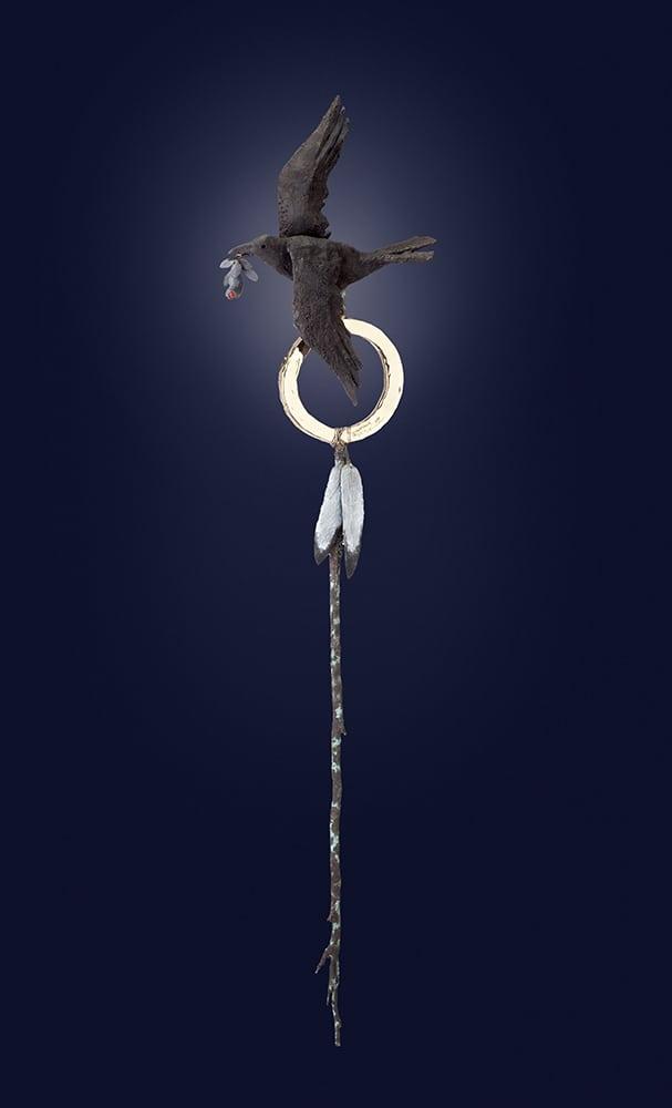 Vision of the Other Side | Bill Worrell | Sculpture-Exposures International Gallery of Fine Art - Sedona AZ
