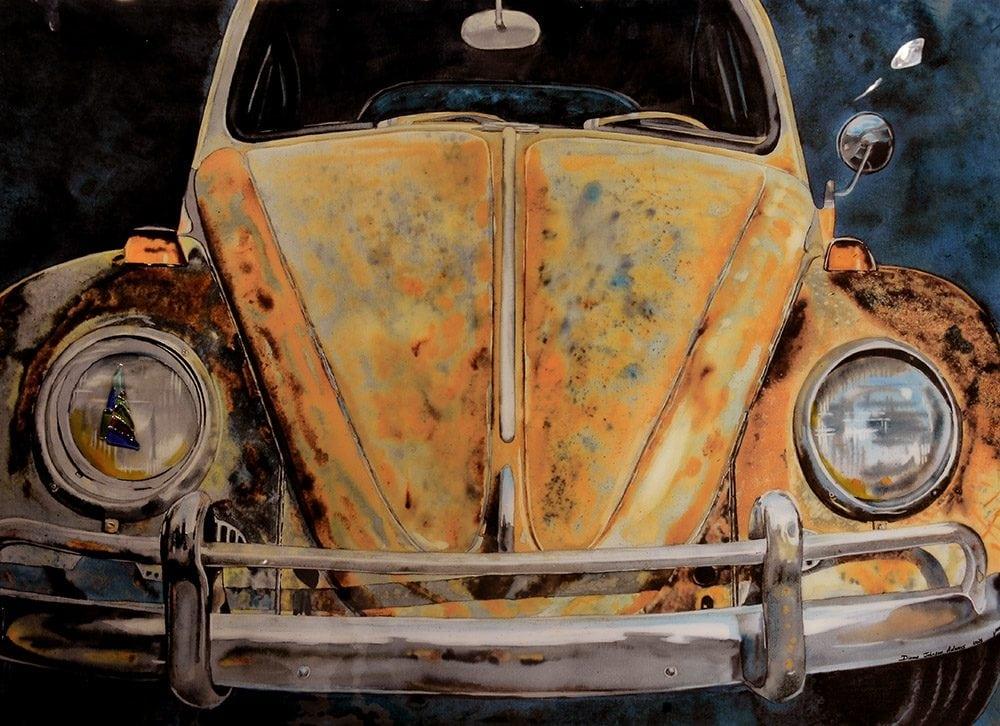 Bug | Dianne Adams | Painting-Exposures International Gallery of Fine Art - Sedona AZ