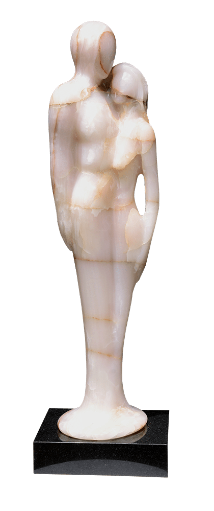 Stand with Me   Daniel Newman   Sculpture-Exposures International Gallery of Fine Art - Sedona AZ