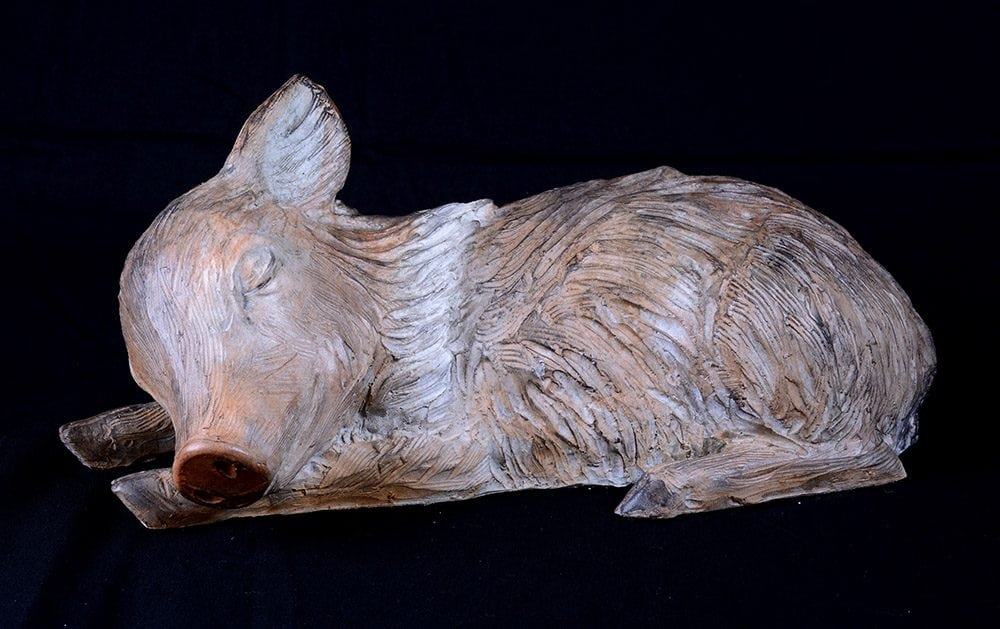 Sweet Pea | Diana Simpson | Sculpture-Exposures International Gallery of Fine Art - Sedona AZ