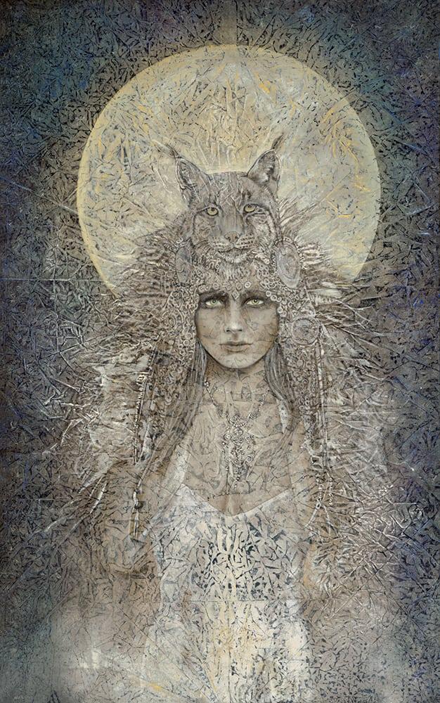 Isha | Kimberly Webber | Painting-Exposures International Gallery of Fine Art - Sedona AZ