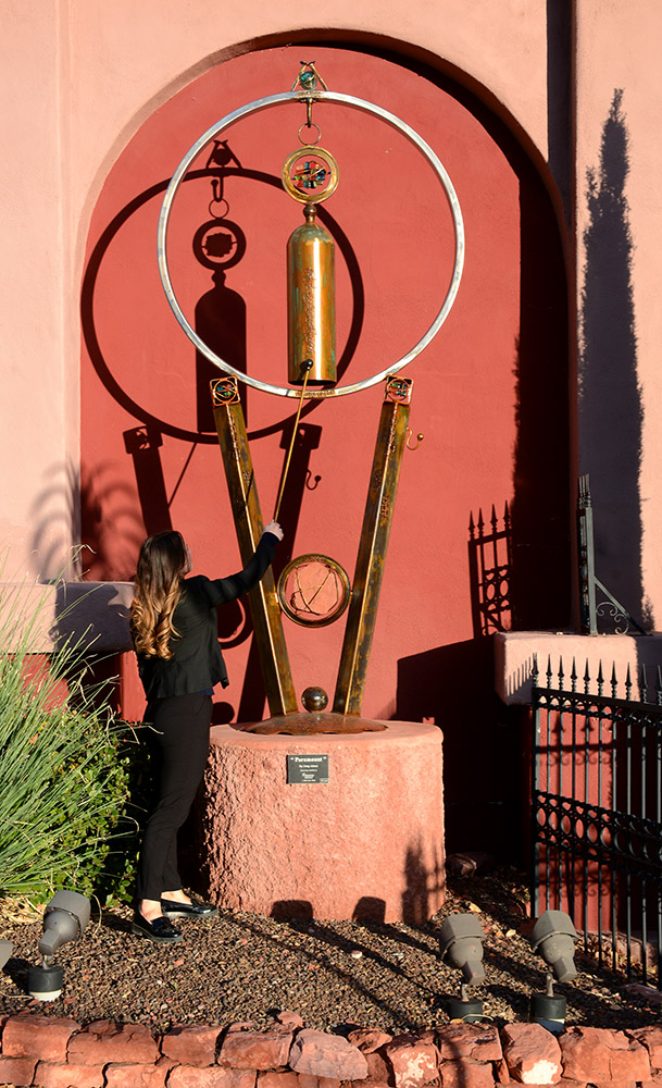 Paramount | Doug Adams | Sculpture-Exposures International Gallery of Fine Art - Sedona AZ