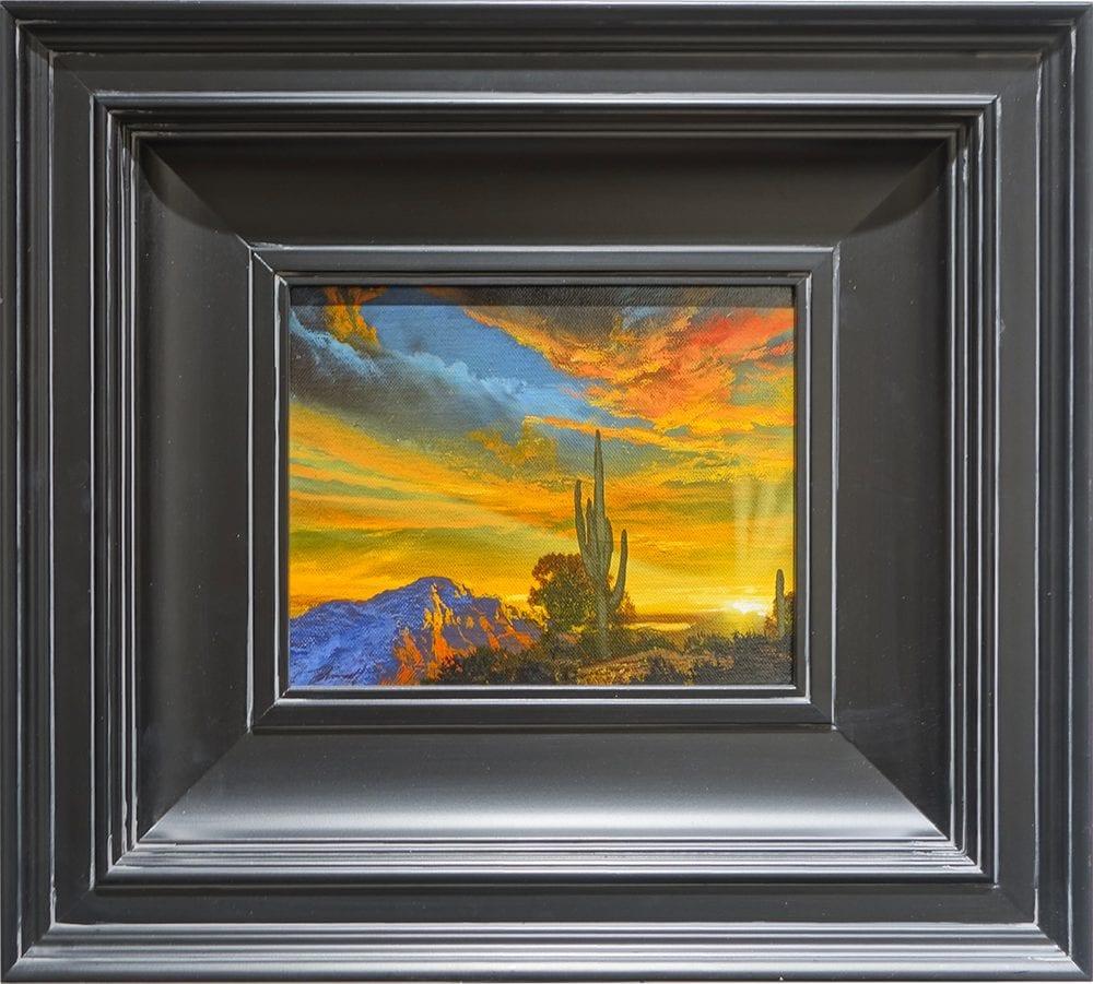 Bring Me the Stars   Dale Terbush   Painting-Exposures International Gallery of Fine Art - Sedona AZ