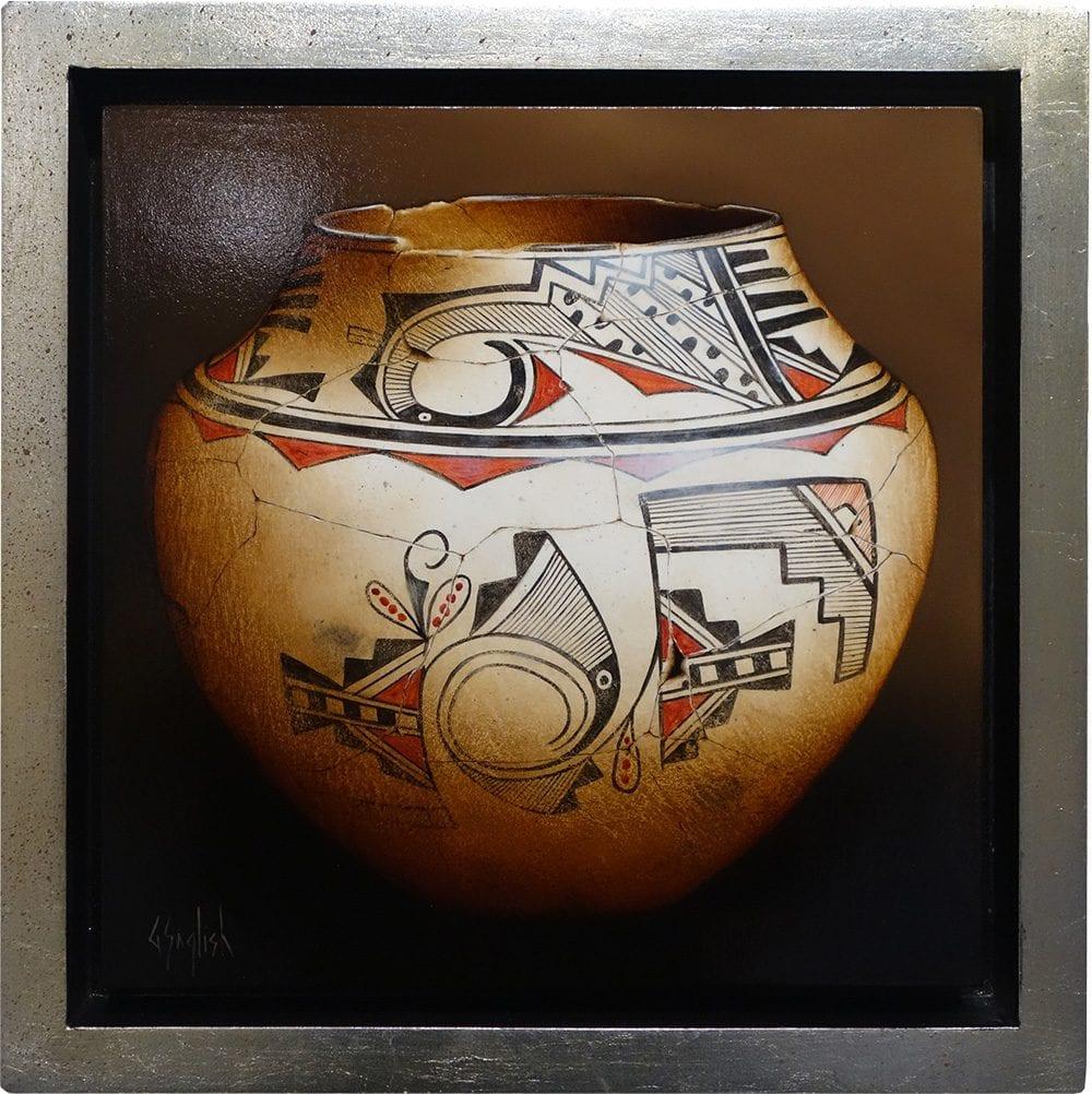 Zuni | Greg English | Painting-Exposures International Gallery of Fine Art - Sedona AZ