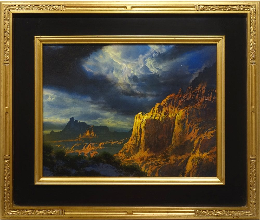 Magic in the Gold | Dale Terbush | Painting-Exposures International Gallery of Fine Art - Sedona AZ