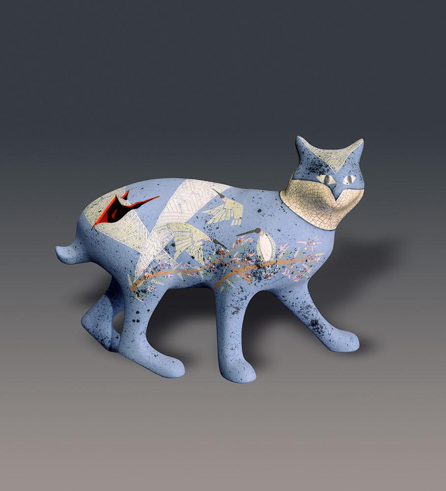 Hunter's Dream | Gene & Rebecca Tobey | Sculpture-Exposures International Gallery of Fine Art - Sedona AZ