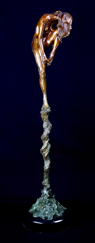 Emergence | John Maisano | Sculpture-Exposures International Gallery of Fine Art - Sedona AZ