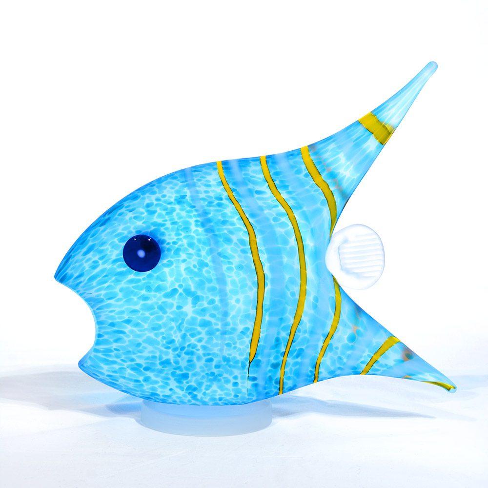 Angel Fish (Medium) | Borowski | Sculpture-Exposures International Gallery of Fine Art - Sedona AZ