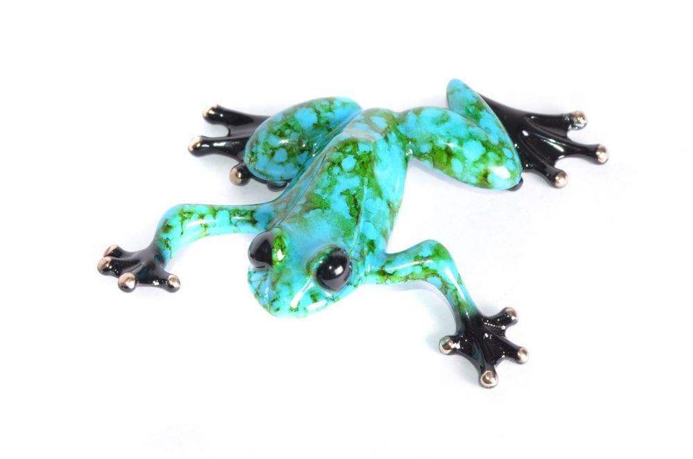 Chase | Frogman | Sculpture-Exposures International Gallery of Fine Art - Sedona AZ