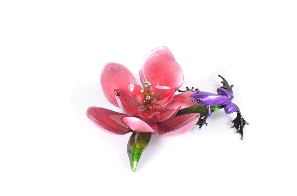 Magnolia | Frogman | Sculpture-Exposures International Gallery of Fine Art - Sedona AZ