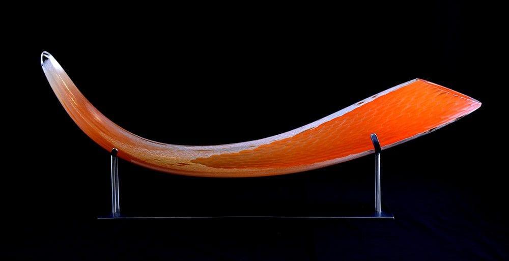 Eternal Tusk I | Nic McGuire | Sculpture-Exposures International Gallery of Fine Art - Sedona AZ