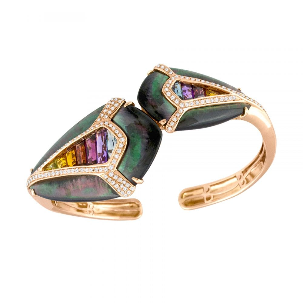 Aladdin Nouveau Bangle | Bellarri | Jewelry-Exposures International Gallery of Fine Art - Sedona AZ