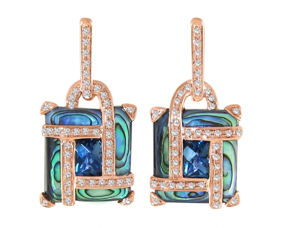 Anastasia Earrings | Bellarri | Jewelry-Exposures International Gallery of Fine Art - Sedona AZ