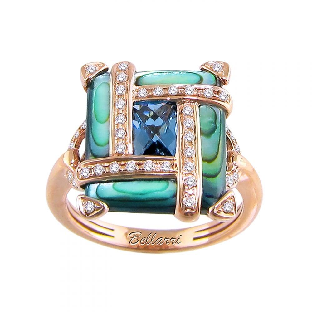 Anastasia Ring Small   Bellarri   Jewelry-Exposures International Gallery of Fine Art - Sedona AZ