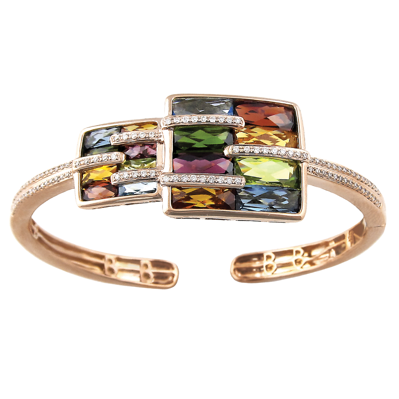 Boulevard I Bangle | Bellarri | Jewelry-Exposures International Gallery of Fine Art - Sedona AZ