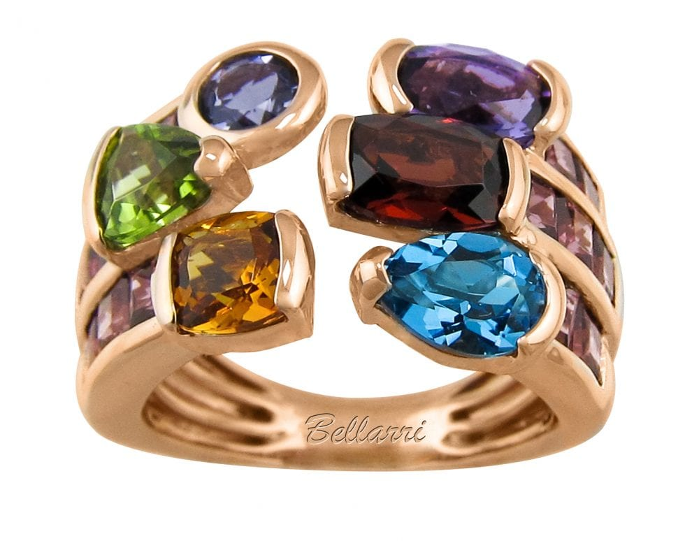 Capri Nouveau Ring | Bellarri | Jewelry-Exposures International Gallery of Fine Art - Sedona AZ