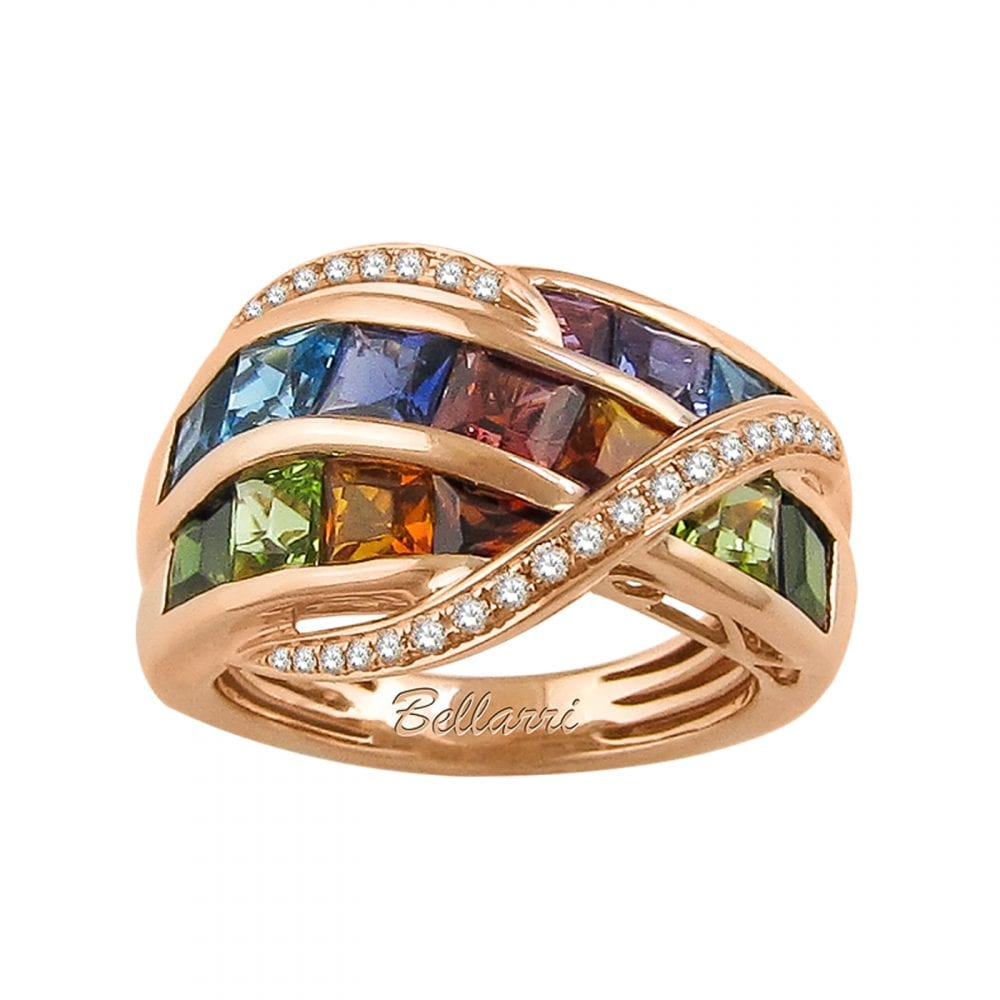 Capri Ring I | Bellarri | Jewelry-Exposures International Gallery of Fine Art - Sedona AZ
