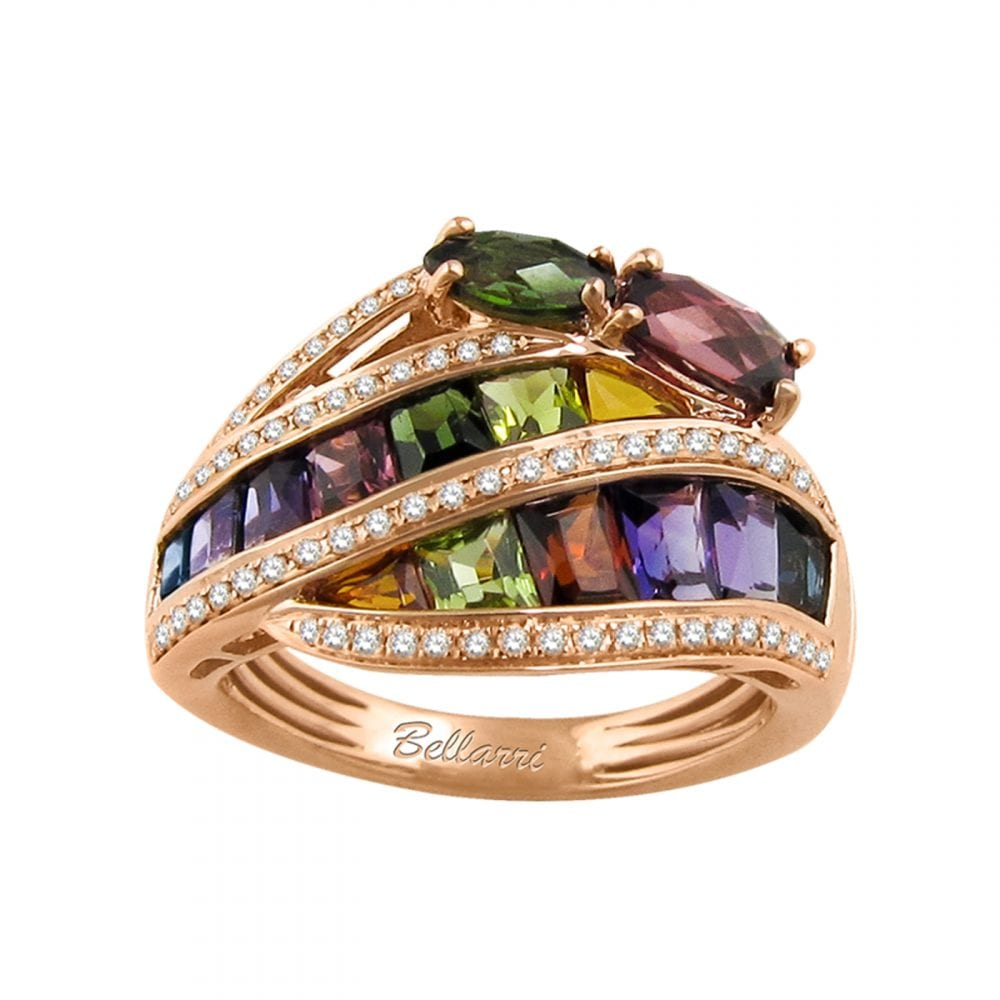 Capri Ring III | Bellarri | Jewelry-Exposures International Gallery of Fine Art - Sedona AZ