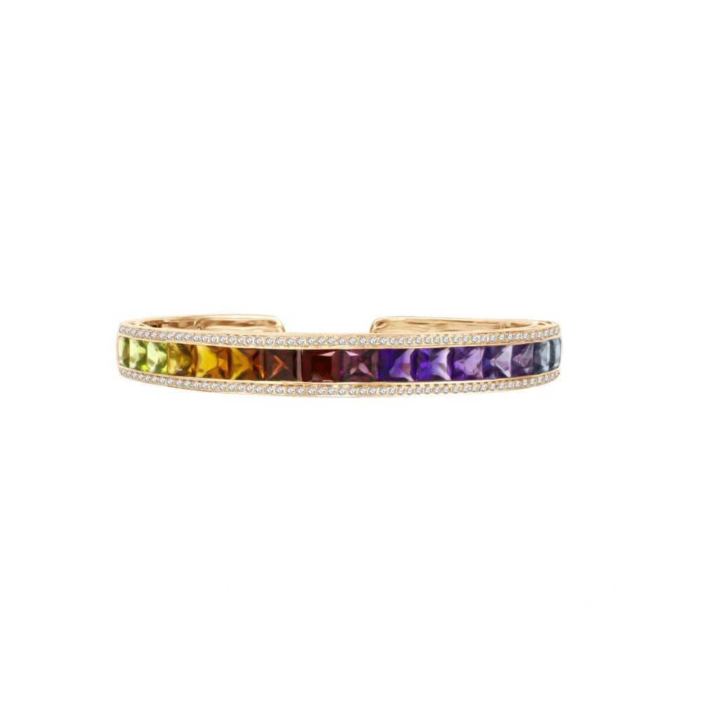 Eternal Love Multi Bangle | Bellarri | Jewelry-Exposures International Gallery of Fine Art - Sedona AZ