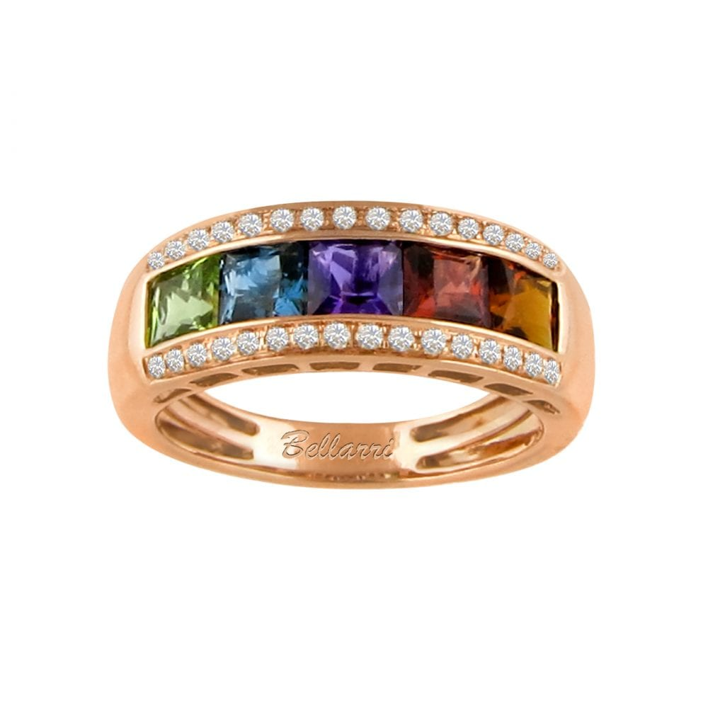 Eternal Love Multi Ring | Bellarri | Jewelry-Exposures International Gallery of Fine Art - Sedona AZ