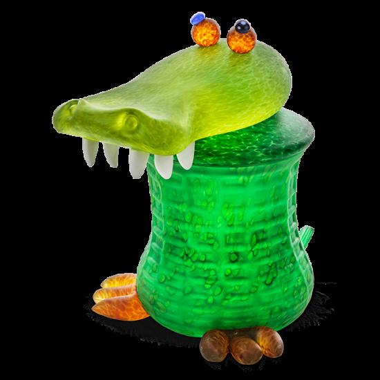 Gator | Borowski | Sculpture-Exposures International Gallery of Fine Art - Sedona AZ