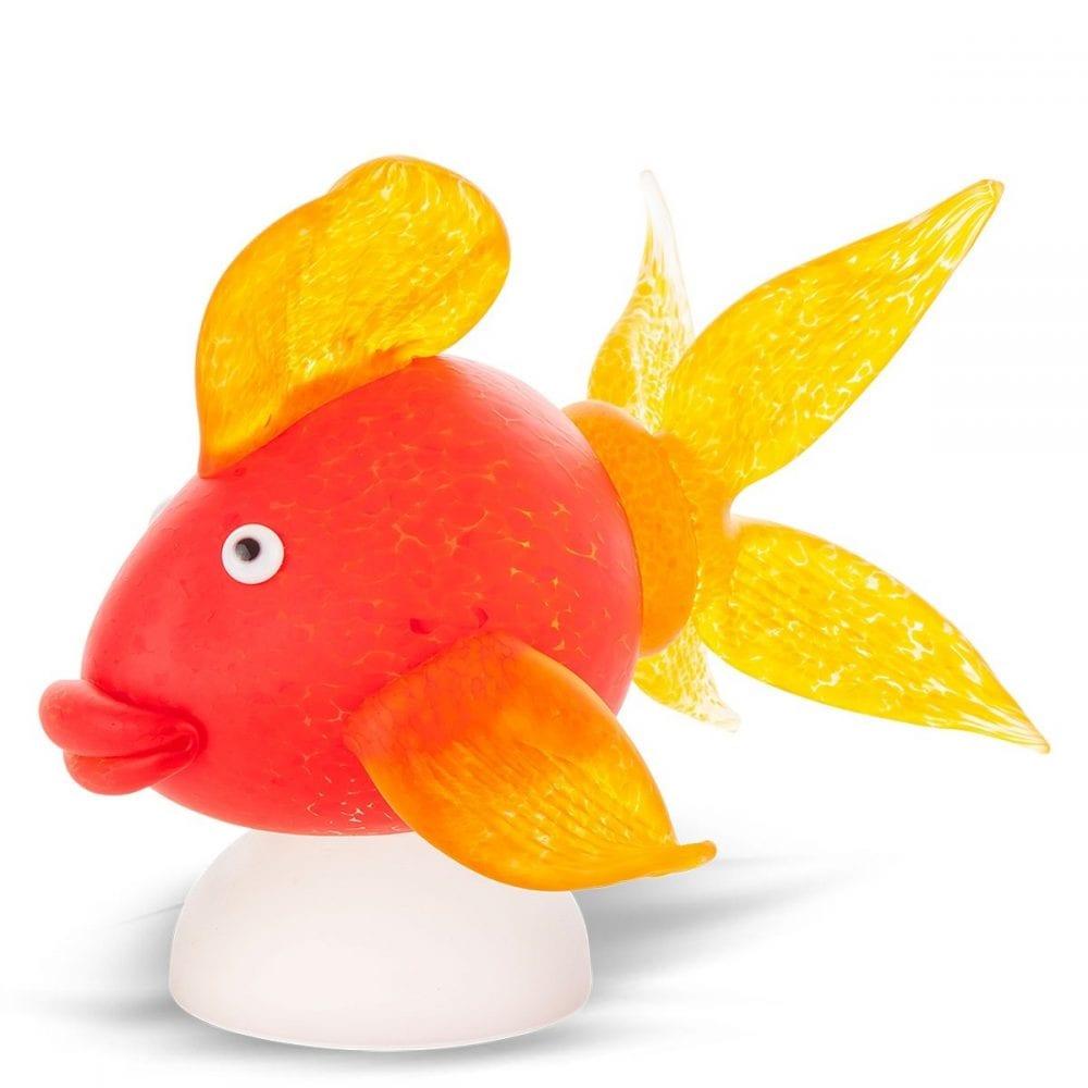 Goldfish Queen   Borowski   Sculpture-Exposures International Gallery of Fine Art - Sedona AZ