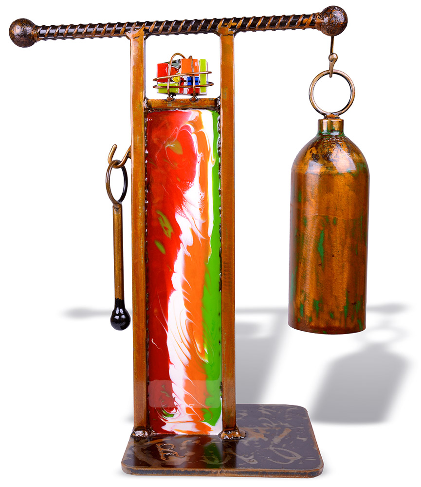 Reflection | Ryan Adams | Sculpture-Exposures International Gallery of Fine Art - Sedona AZ