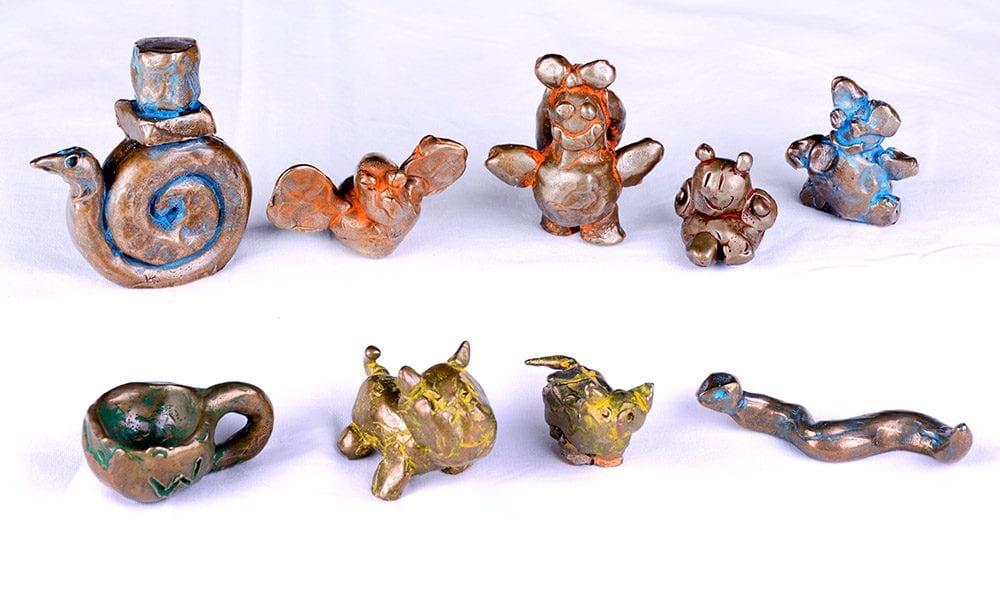 Wynnie's Minis | Wynnie Howard | -Exposures International Gallery of Fine Art - Sedona AZ