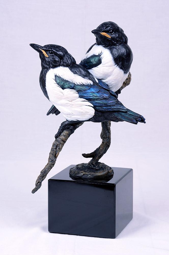 The Young & the Restless | Eugene Morelli | Sculpture-Exposures International Gallery of Fine Art - Sedona AZ