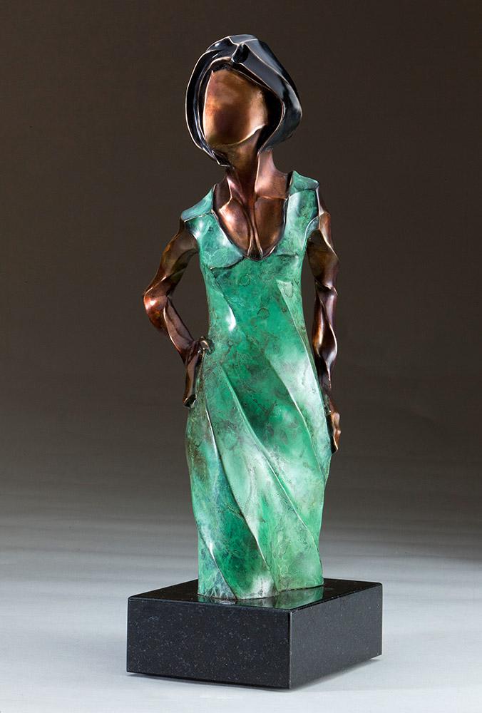 Unstoppable | Richard Pankratz | Sculpture-Exposures International Gallery of Fine Art - Sedona AZ