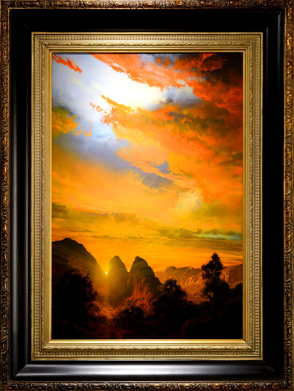 Come Into the Light With Me | Dale Terbush | Painting-Exposures International Gallery of Fine Art - Sedona AZ
