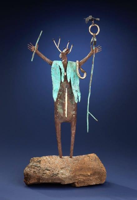The Teacher | Bill Worrell | Sculpture-Exposures International Gallery of Fine Art - Sedona AZ