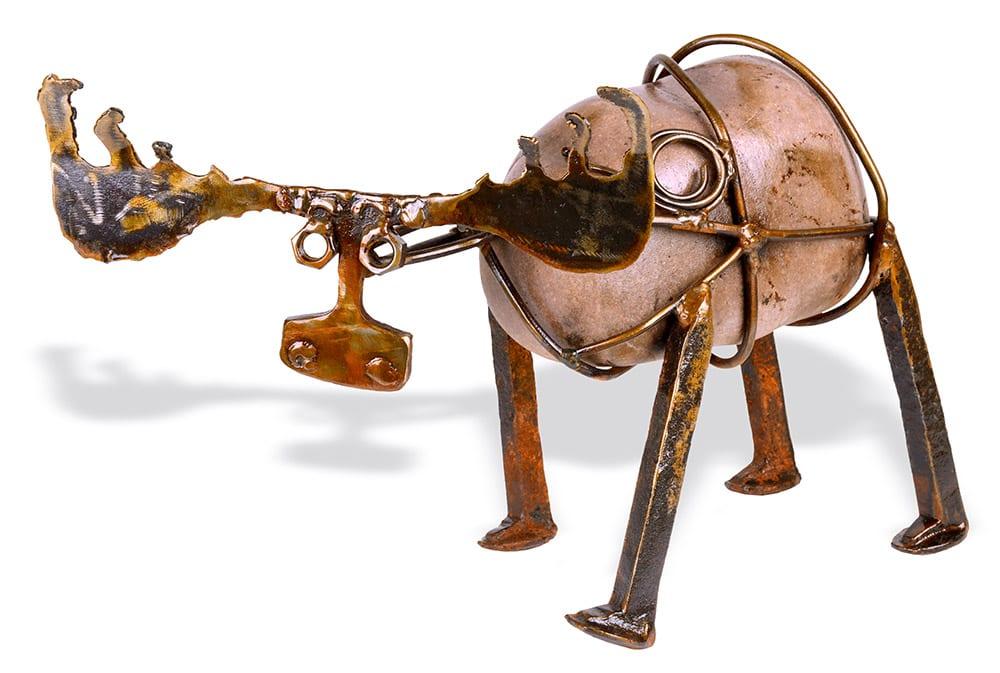 Moose series | Ryan Adams | Sculpture-Exposures International Gallery of Fine Art - Sedona AZ