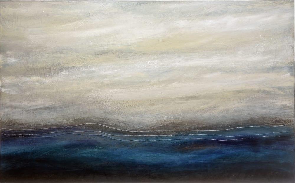 Rolling Fog   Penelope Bushman   Painting-Exposures International Gallery of Fine Art - Sedona AZ