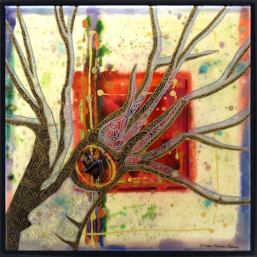 Desert Sun | Dianne Adams | Painting-Exposures International Gallery of Fine Art - Sedona AZ