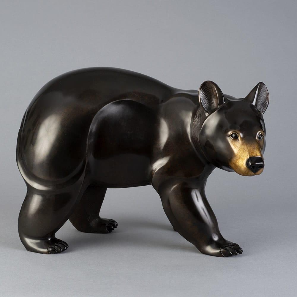 Double Trouble | Jacques & Mary Regat | Sculpture-Exposures International Gallery of Fine Art - Sedona AZ