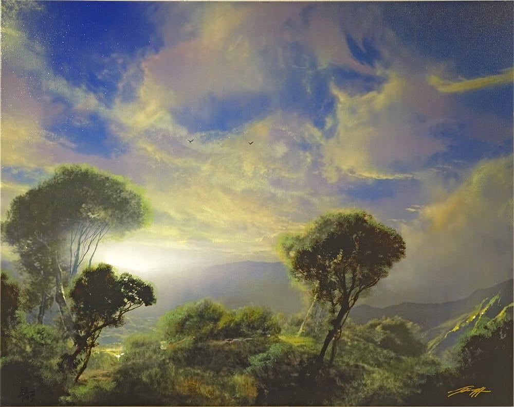 Light of My World | Dale Terbush | Painting-Exposures International Gallery of Fine Art - Sedona AZ