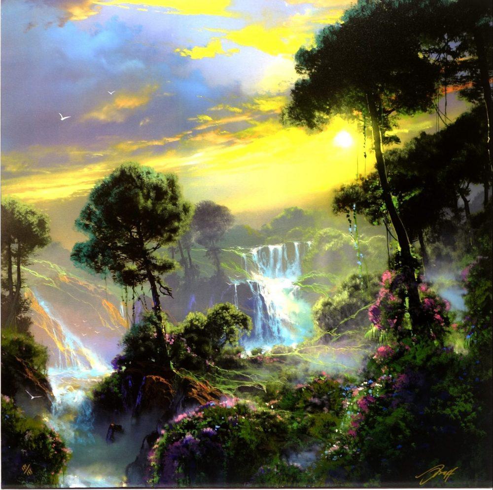 Return to Eden | Dale Terbush | Painting-Exposures International Gallery of Fine Art - Sedona AZ