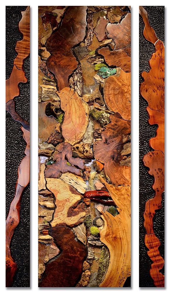 Nature's Bounty-1025 | Frasca/Halliday | Sculpture-Exposures International Gallery of Fine Art - Sedona AZ